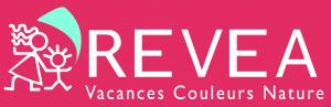 Logo de REVEA vacances location vacances mer, campagne, montagne en France